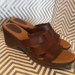 B.o.c.Born Concept brown sandals size 10